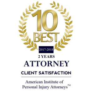 American Institute of Personal Injury Attorneys 10 Best for North Carolina